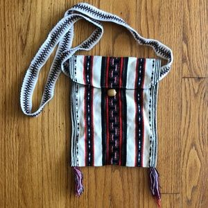 Handbags - 3/$15💕🆕 Baja Woven Bag